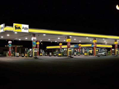 AGIP retail